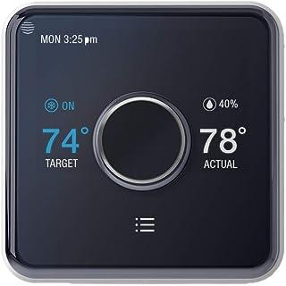گرمایش و خنک کننده گرمایش هوای گرم بسته گرم ترموستات هوشمند، ترموستات + Hive Hub، با الکسا و گوگل خانه کار می کند، نیاز به C-Wire