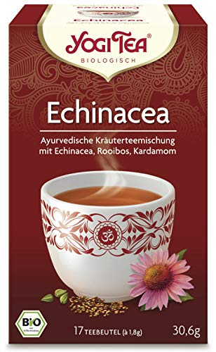 Organic Ancient Herbal Formula Echinacea - R - 17bags