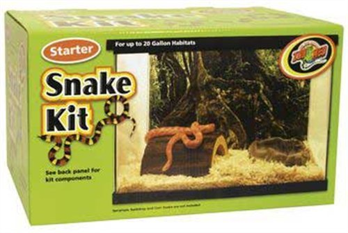 Zoo Med Starter Kit for Snakes