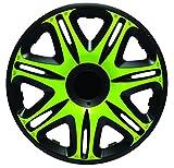Simoni Racing NAS/14G Enjoliveur Nascar Monster, 14', 4 pièces