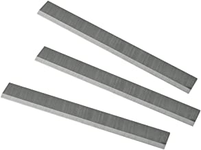 POWERTEC 148031 6-Inch HSS Jointer Knives for Delta 37-205 37-220 37-275X, Set of 3