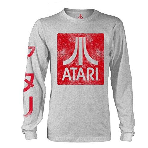 Atari - T-shirt - Homme - noir - L