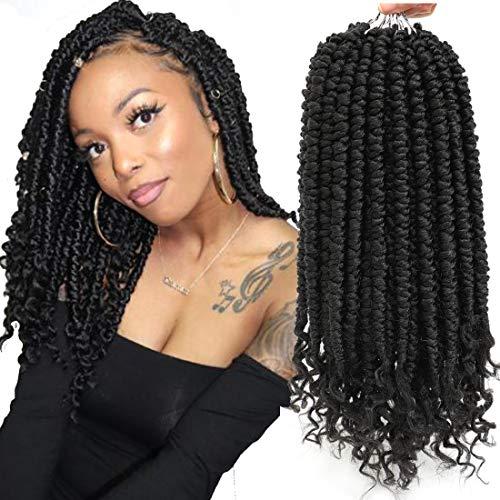 Passion Twist Hair Bomb Twist Crochet Braids...