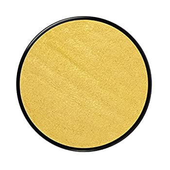 Snazaroo Classic Face and Body Paint 18ml Metallic Gold