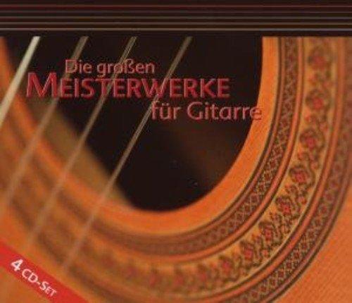 Die Grossen Meisterwerke Fr Gitarre