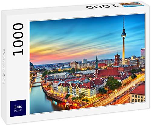 Lais Puzzle Skyline von Berlin 1000 Teile
