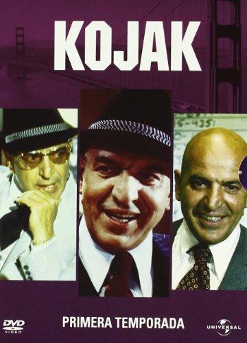 Kojak (1ª temporada) [DVD]