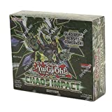 Best Yugioh Booster Boxes - Yugioh Chaos Impact Booster Box 1st Edition TCG Review