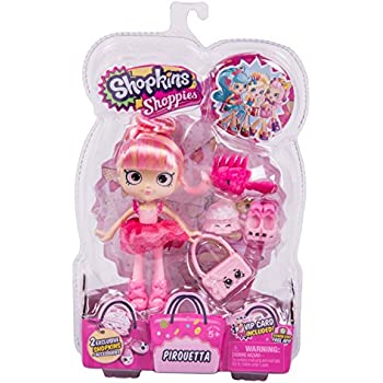 Shopkins Shoppies Season 2 Dolls Single Pack | Shopkin.Toys - Image 1