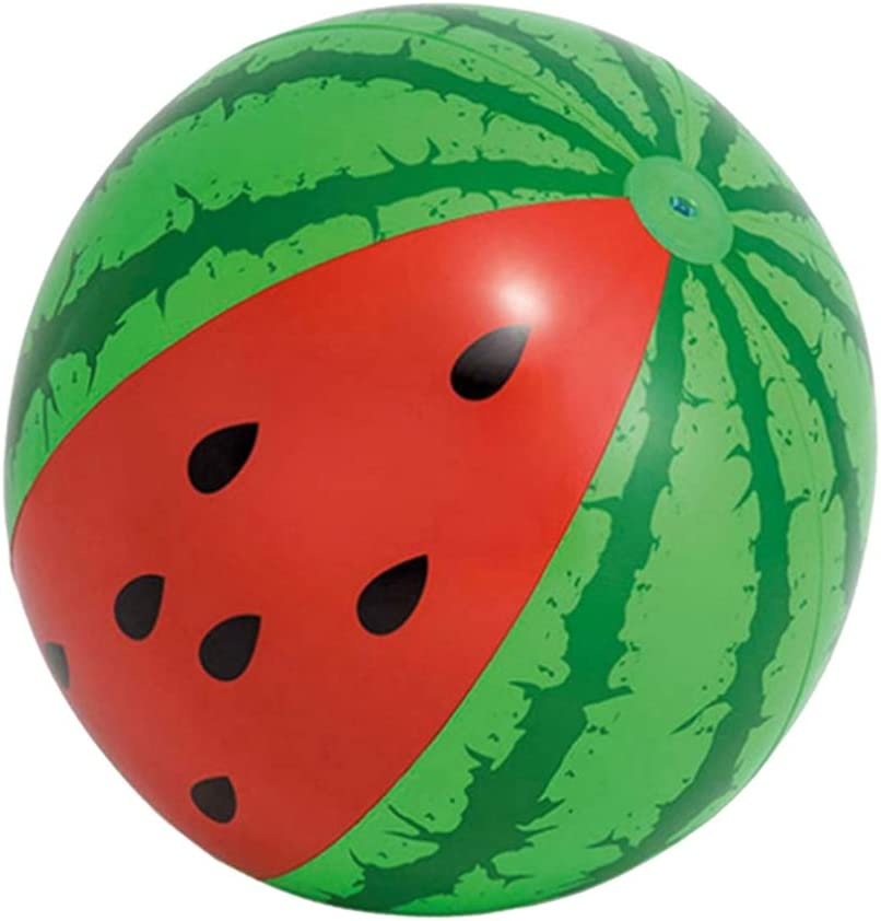 Animer and price revision BESPORTBLE Thicken Beach Ball Funny Watermelon Louisville-Jefferson County Mall D Inflatable