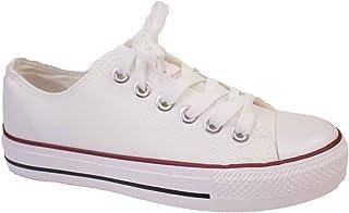 fd901a5e8600 Amazon.fr : Toile - Chaussures femme / Chaussures : Chaussures et Sacs