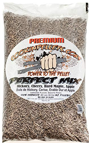 CookinPellets CPPM18KG 18 kg Mix Perfetto Pellet – Marrone