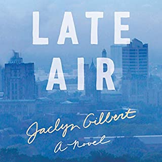 Late Air audiobook cover art
