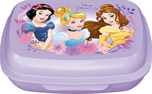 Ciao 33958–Boîte à goûter PRINCESS, Violet