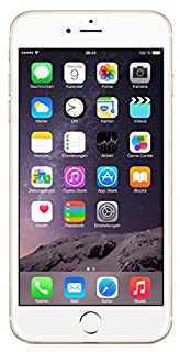 "Apple iPhone 6 Plus, 5,5"" Display, 16 GB, 2014, Gold (B00NGOCER4) 