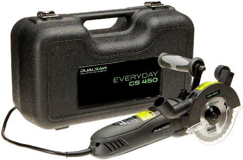 【ショップジャパン公式】デュアルソー ダブルカッター CS450 [1年保証付] 電動 電気 ノコギリ 金属対応