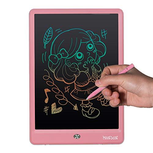 Mooedcoe LCD Tableta Escritura 10 Pulgadas Pizarra