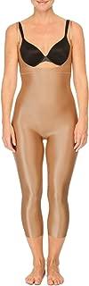 Women's Suit Your Fancy Open-Bust Catsuit Broadway Beige X-Large