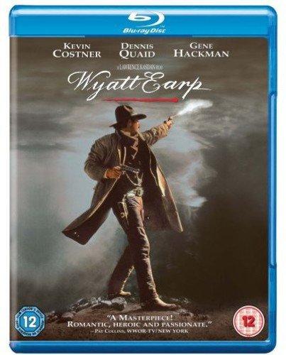 Wyatt Earp [Blu-ray] [UK Import]