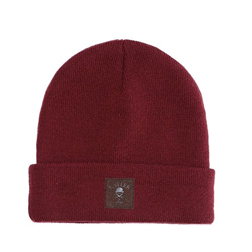 Cayler And Sons - Bonnet Homme Essential Beanie - Maroon