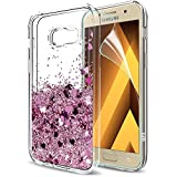 LeYi Case for Samsung A3 2017 with HD Screen Protector,