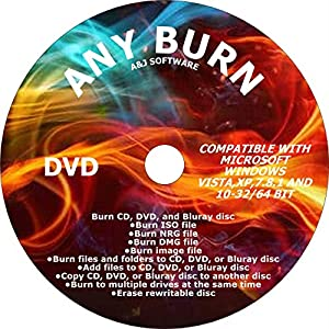 AnyBurn is a light weight but professional CD / DVD / Blu-ray burning software that everyone must have.solution for burning and disc imaging.It is completely for both home and business use