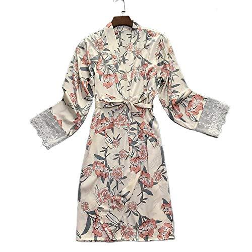who-care Sommer-Damen-Schlafanzug, Pyjama, Nachtwäsche für Zuhause, Nachthemd, sexy...