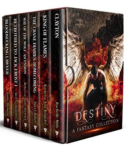 Destiny: A Fantasy Collection (English Edition)