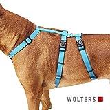Hundegeschirr Wolters | Soft & Safe No Escape aqua