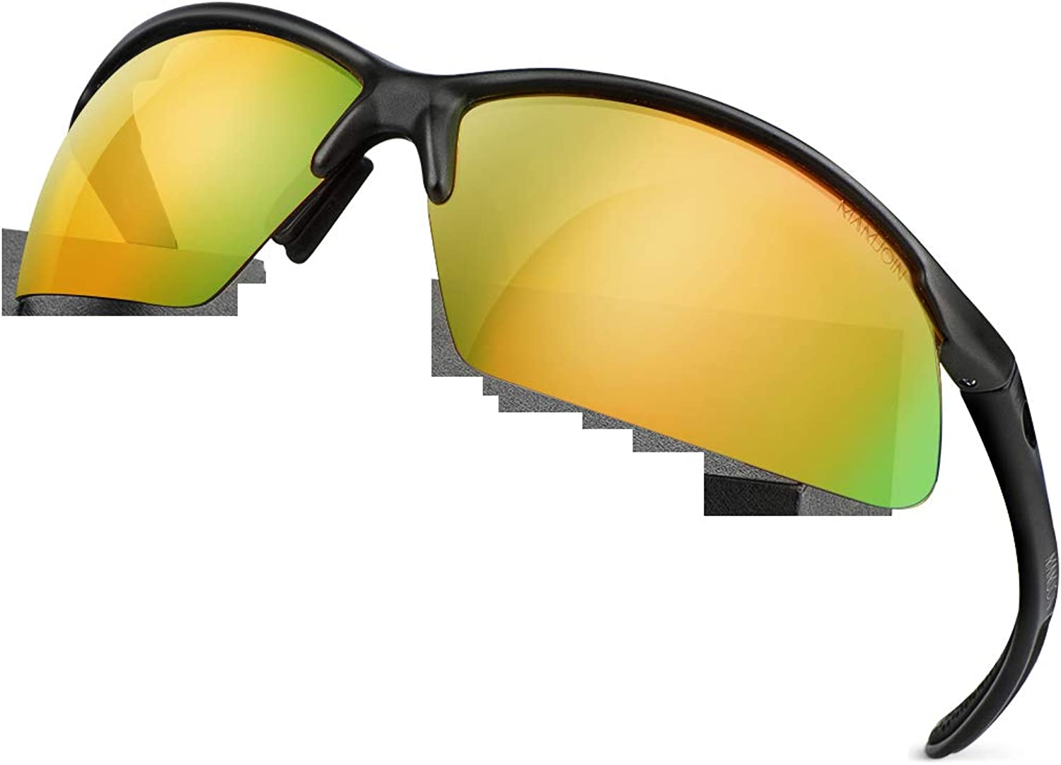 Mamjoin Polarized Sports Sunglasses for UV400 Men Pr Youth Outlet SALE OFFicial store Women