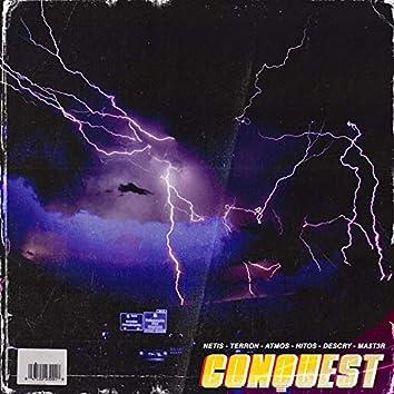 CONQUEST (feat. Netis, TERRON, PROD ATMOS, Hitos & descry)