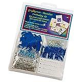 Kit per la creazione di 5 cartoncini
