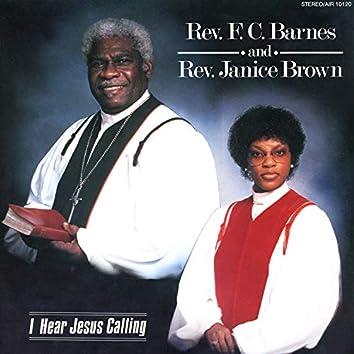 I Hear Jesus Calling