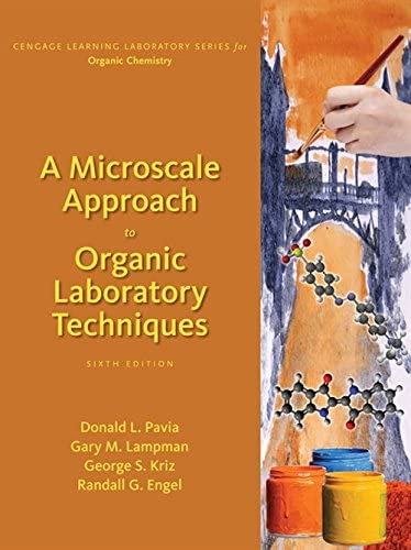 A Microscale Approach to Organic Laboratory Techniques Cengage Learning Laboratory Series for product image
