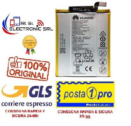 Batteria Di Ricambio Originale Huawei Mate S Mod.hb436178ebw 2700mah Versione Bulk