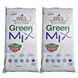 Bio Technology | Pack 2X50L | Terreau Light Mix | Terreau Universel | Rempotage Croissance et Floraison | sans Perlite |Fabriqué en France |Green Mix