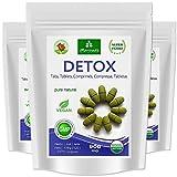 Moringa Detox 900mg Tabletten – 360 oder 120 Stück –