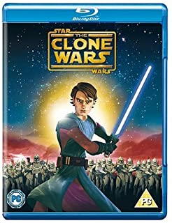 Star Wars - The Clone Wars [Blu-ray] [2008] [Region Free] (B001CEE1XA) | Amazon price tracker / tracking, Amazon price history charts, Amazon price watches, Amazon price drop alerts