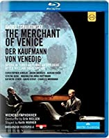 Andre Tchaikowsky: The Merchant of Venice (Opera in three acts and an epilogue after William Shakespeare) [Blu-ray] [Import]