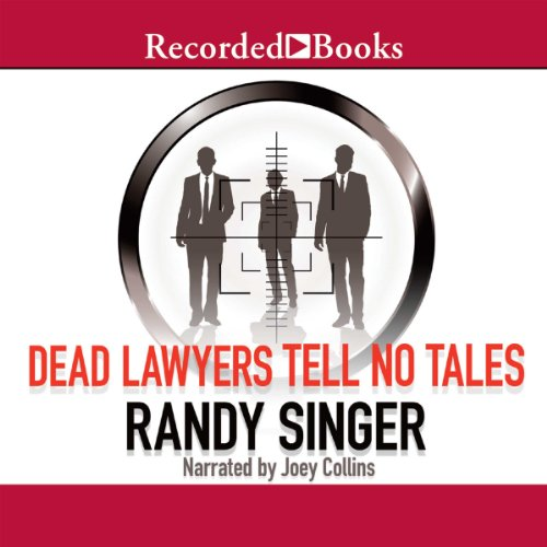 Dead Lawyers Tell No Tales cover art