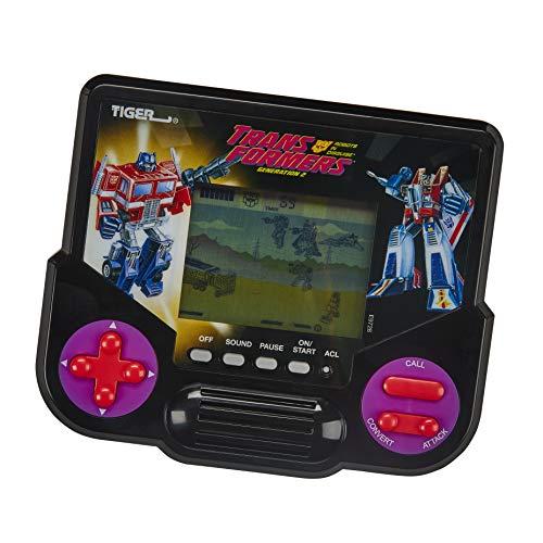 Jogo Tiger Eletronics Transformers - E9728 - Hasbro