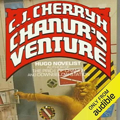 Chanur's Venture Audiobook By C. J. Cherryh cover art