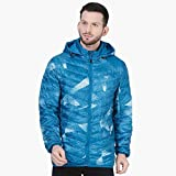 Wildcraft Sub Zero Down Jacket (Blue, Medium)