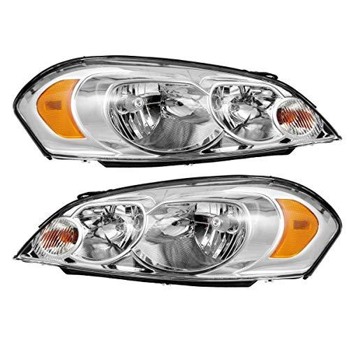 08 impala headlight assembly - 2
