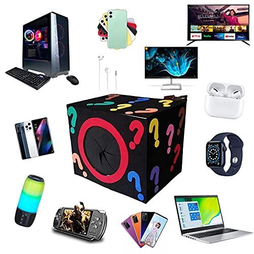 LTAYZ Scatola cieca Mystery Box Electronic, Scatole fortunate Blindy Blind Box, Costofficace, Stile casuale, Battito cardiaco, Eccellente rapporto qualità-prezzo per i soldi, per la prima volta il pri