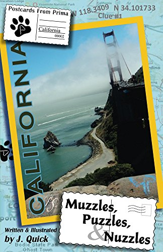 Muzzles, Puzzles, and Nuzzles (Postcards From Prima Book 2) (English Edition)