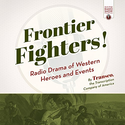 Frontier Fighters! cover art