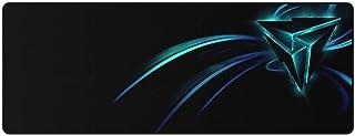 ThunderX3vmpsxl–Tappetino per Gaming, Colore: Nero/Ciano
