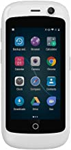 Unihertz Jelly Pro, The Smallest 4G Smartphone in The World, Android 7.0 Nougat Unlocked Smart Phone with 2GB RAM and 16GB ROM, Pearl White