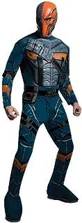 Batman Arkham Asylum Gotham Deathstroke Mens Halloween Costume Deluxe
